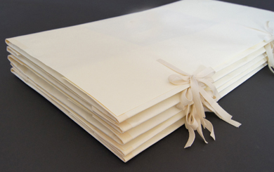 イカス*キモノセレクト 着物用のシンプルな無地文庫紙/たとう紙